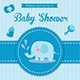 Baby Shower Template - Vol. 15 - GraphicRiver Item for Sale