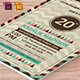 Birthday Party Invitation Template - Vol . 12 - GraphicRiver Item for Sale