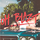 Oh Blazt - GraphicRiver Item for Sale