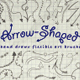Illustrator Arrow-Shaped Art Brushes - GraphicRiver Item for Sale