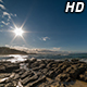 Waves Breaking at Nora Head Beach - VideoHive Item for Sale