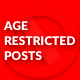 Wordpress Age Restricted Posts - CodeCanyon Item for Sale