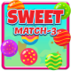 Sweet Match3 - HTML5 Game + Android + AdMob (Capx)
