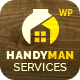 Handyman | Construction and Repair Services WP Theme - ThemeForest Item for Sale