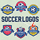 Football and Soccer Logos - GraphicRiver Item for Sale
