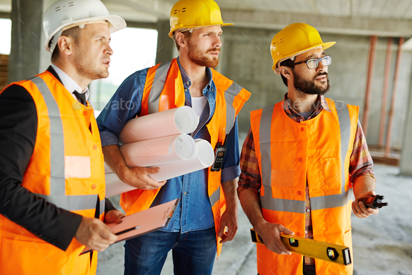 Builders - Stock Photo - Images