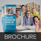 Education Prospectus Brochure Design v2 - GraphicRiver Item for Sale