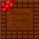 Happy Easter Chocolate - GraphicRiver Item for Sale