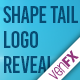 Shape Tail Logo Reveal - VideoHive Item for Sale