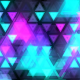 Flashing Triangles VJ Loop - VideoHive Item for Sale