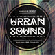 Urban Sound Flyer Poster - GraphicRiver Item for Sale