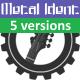 Hybrid Metal Ident