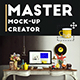 Master Mock-Up Creator - GraphicRiver Item for Sale