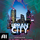 Urban City Flyer - GraphicRiver Item for Sale