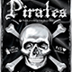 Pirates Party Flyer Template - GraphicRiver Item for Sale