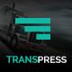 Transpress - Transport, Logistics & Warehouse PSD Template Nulled
