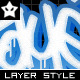 6 Graffiti Layer Styles - GraphicRiver Item for Sale