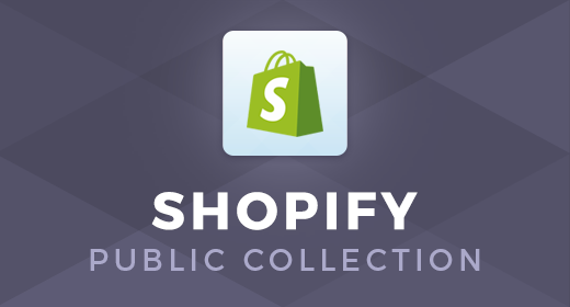 Shopify Public Collection by ZEMEZ