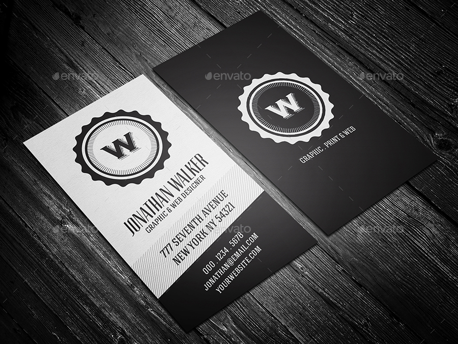 Mega 10 in 1 bundle retro vintage business card template by mengloong card template retrovintage business 01g accmission Gallery