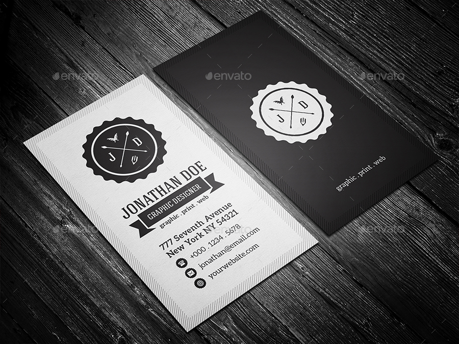 Mega 10 in 1 bundle retro vintage business card template by mengloong mega 10 in 1 bundle retro vintage business card template wajeb