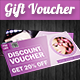 Gift Voucher Vol. 3 - GraphicRiver Item for Sale