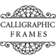Calligraphic Frame Design - GraphicRiver Item for Sale