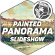 Painted Panorama Slideshow - VideoHive Item for Sale