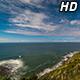 Tidal Movements at Rocky Coastline - VideoHive Item for Sale