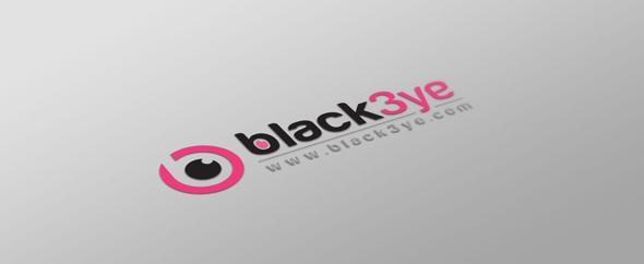 Black3ye profile banner