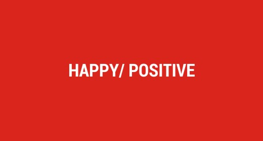Happy Positive