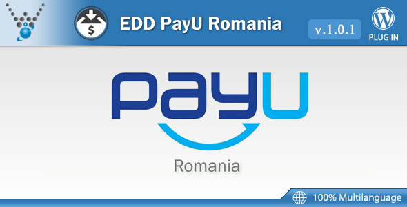 Easy Digital Downloads - PayU Romania Payment Gateway - CodeCanyon Item for Sale