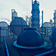 Graphic Drawing of The Refinery - VideoHive Item for Sale