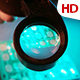 Using A Loupe For Testing 0158 - VideoHive Item for Sale