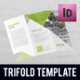 Kebon Ijo Trifold Template - GraphicRiver Item for Sale