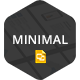 Minimal - Google Slide - GraphicRiver Item for Sale