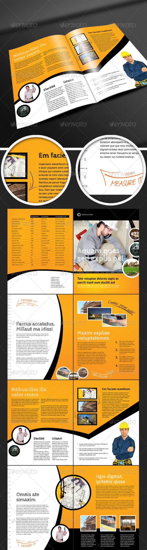 Multi-use Brochure 1 - Corporate Brochures