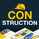 Construction Google Slides Presentation Template - GraphicRiver Item for Sale