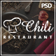 Chili - Premium Restaurant Template