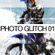 Photo Glitch 01 - GraphicRiver Item for Sale