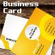Business Card Design - 002 - GraphicRiver Item for Sale