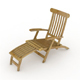 Lounger - 3DOcean Item for Sale
