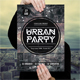 Urban Party Poster Template - GraphicRiver Item for Sale