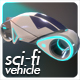 Sci-Fi Vehicle - 3DOcean Item for Sale