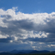 Clouds and Mountains at Horizon - VideoHive Item for Sale
