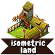 Isometric Game Kit 2 of 3 - Towers, Background, Tilesets & more