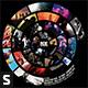 Indie Rock Festival Flyer CD Album Artwork