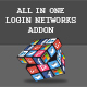 All in One Login Networks Add-on for CMS pro - CodeCanyon Item for Sale