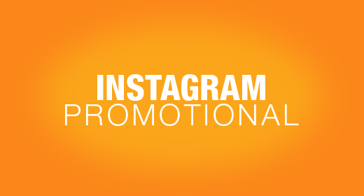 Instagram Promotion Banners