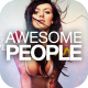Awesome People Slideshow - VideoHive Item for Sale