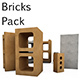 Bricks pack - 3DOcean Item for Sale
